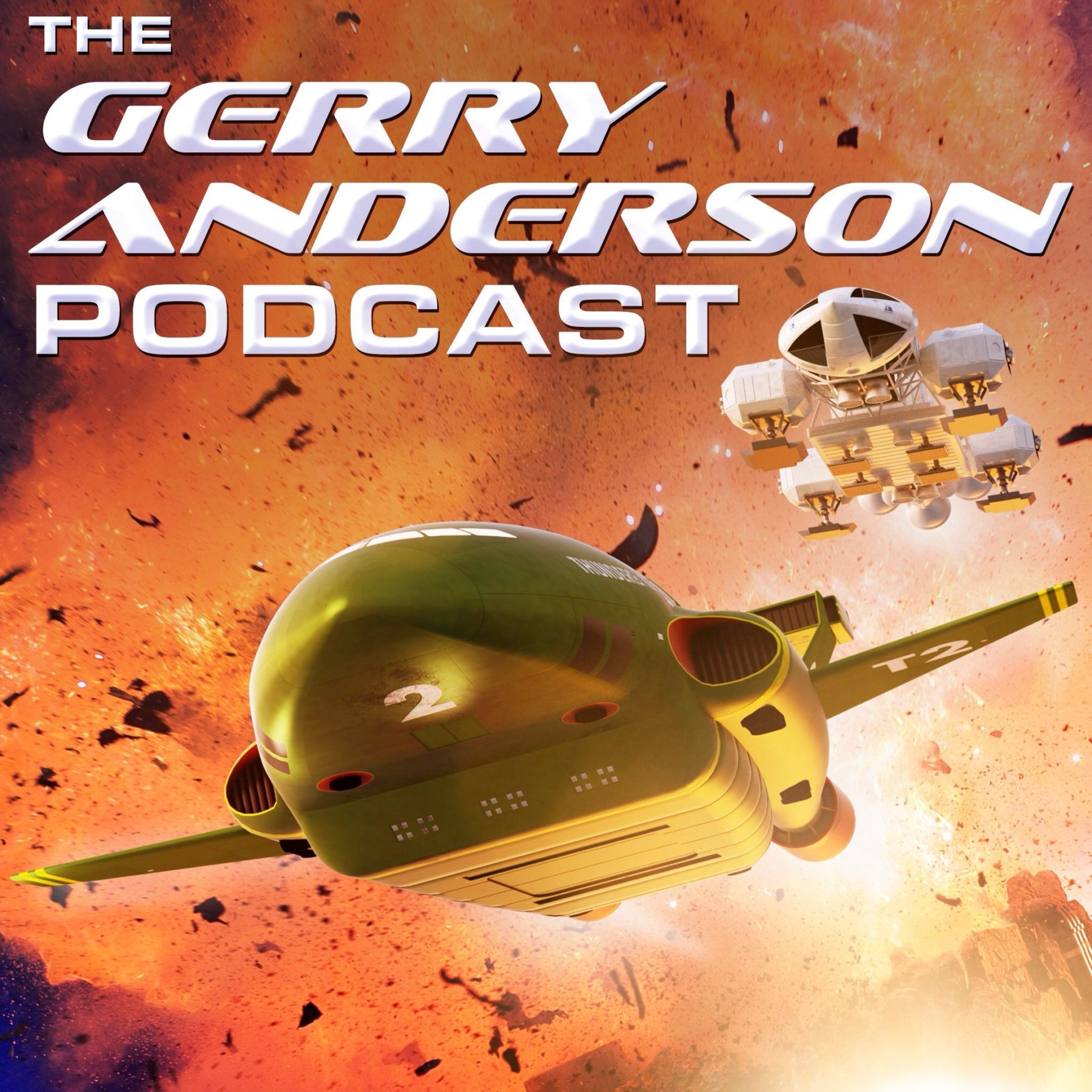 Gerry Anderson Podcast Launches