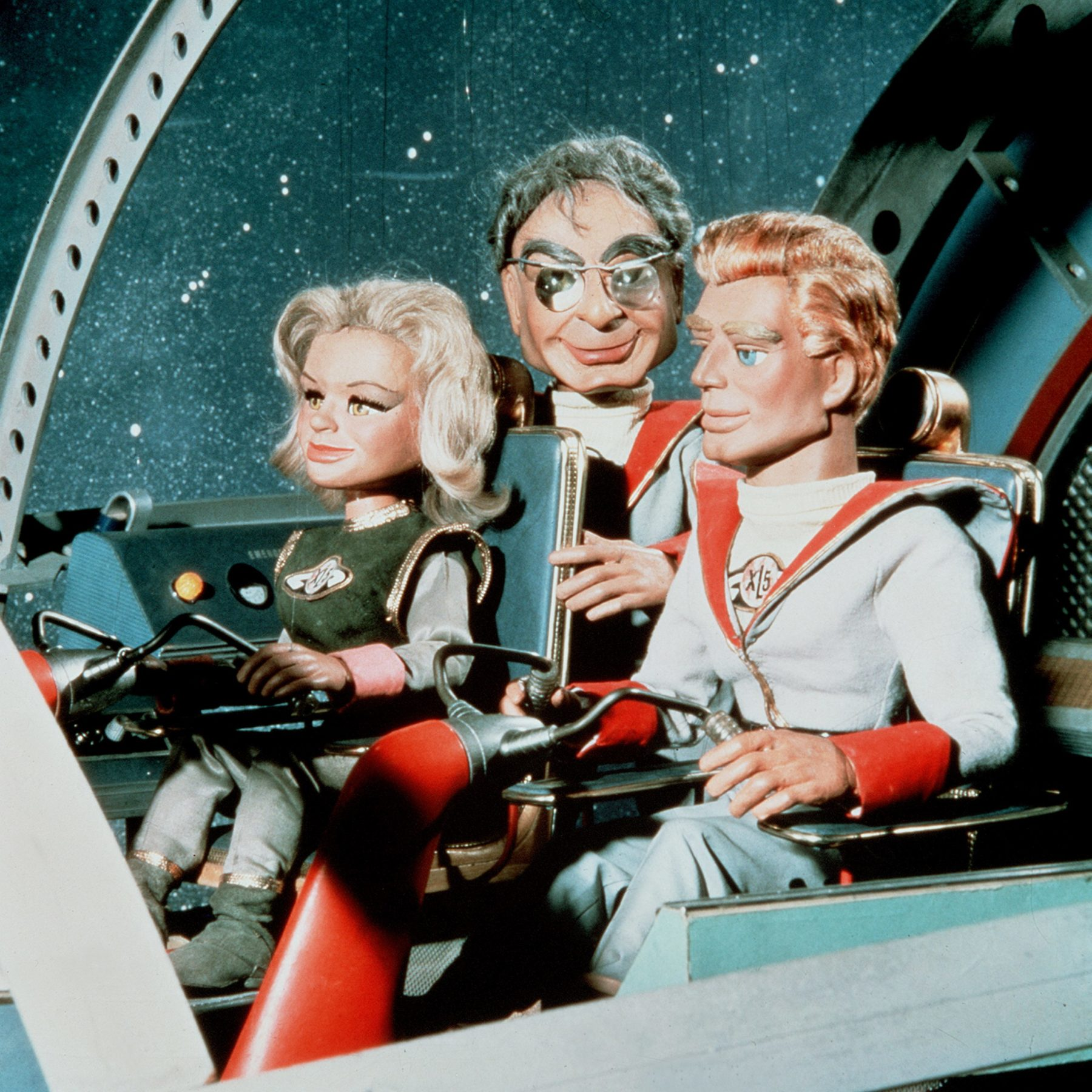 Fireball XL5 launches, captivating audiences across the globe.