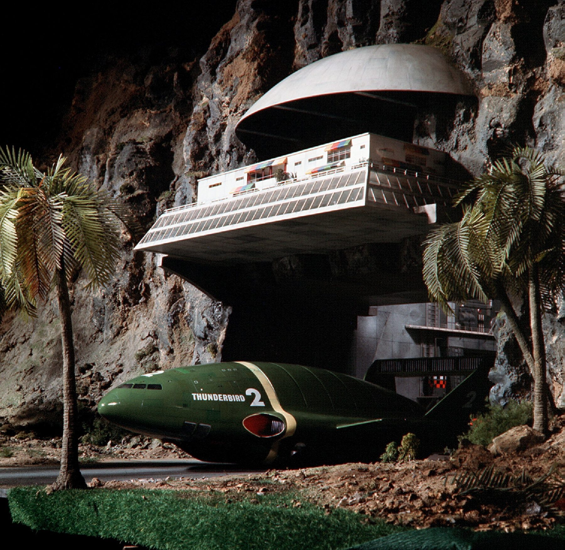 Thunderbirds launches on 30th September quickly becoming one of the most popular British TV series ever produced.