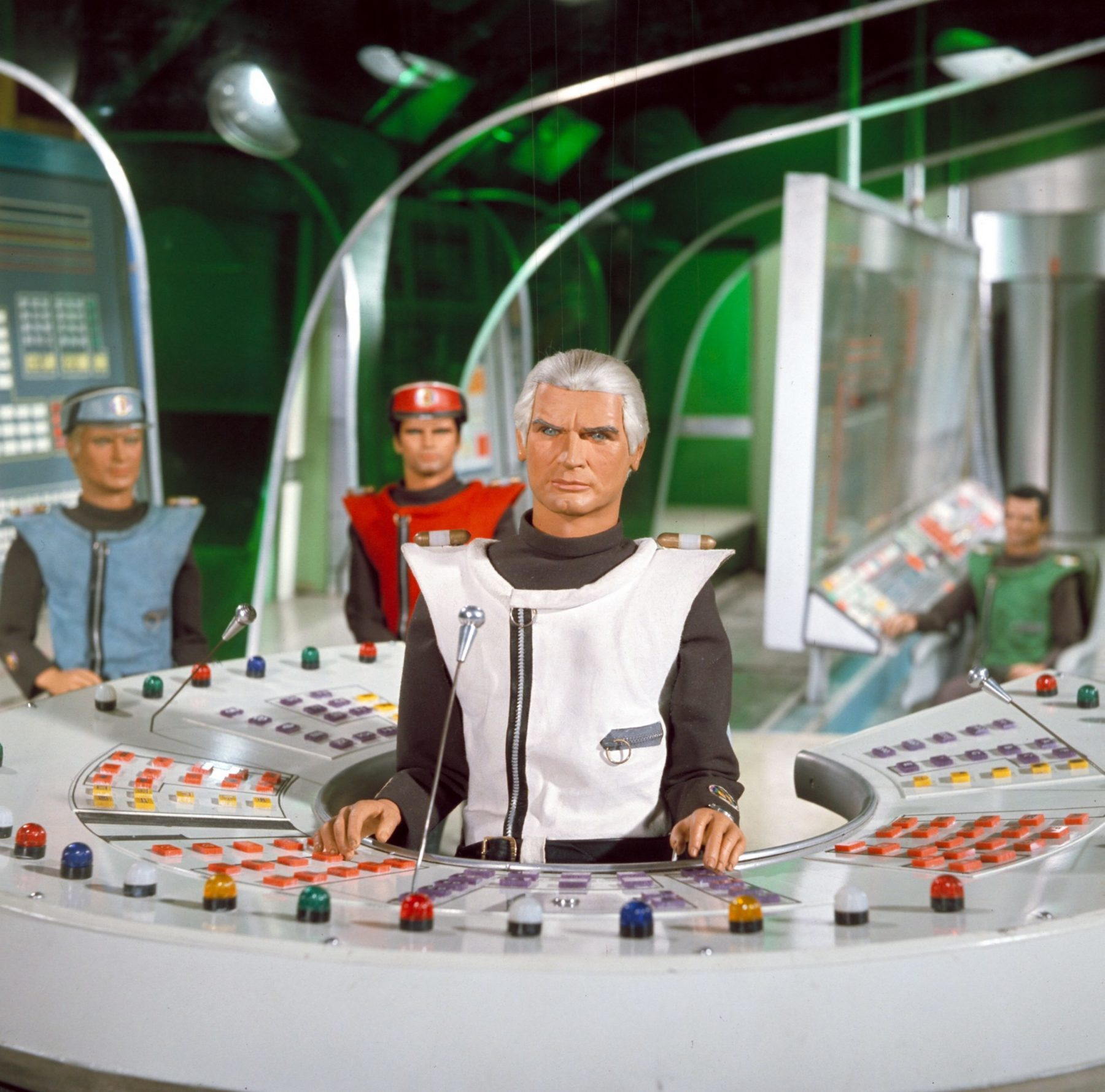 Captain Scarlet and the Mysterons premieres in September