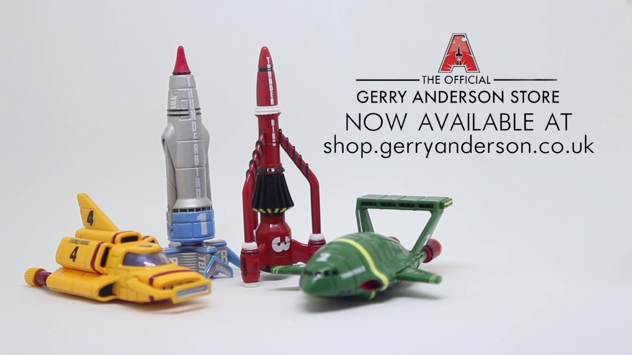 The Gerry Anderson Store launches.