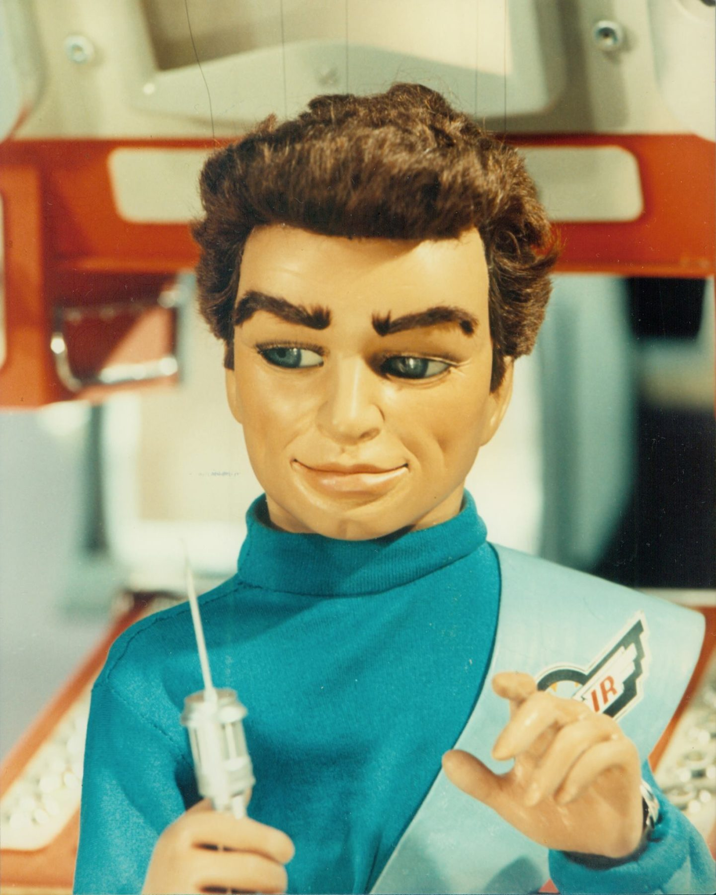 Drop Us A Line Network's Gerry Anderson Night In is coming for Gerry Anderson Day! Image