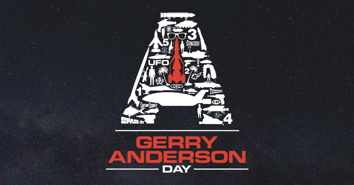 Gerry Anderson Day Night In from Network